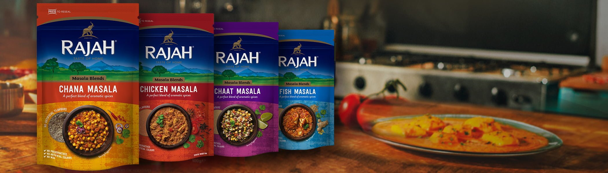 Rajah Recipes Teaser image