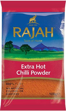 CHILLI POWDER – EXTRA HOT image