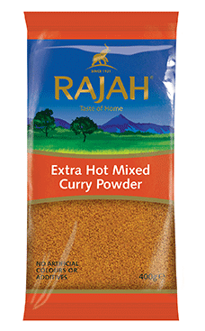 MIXED CURRY POWDER – EXTRA HOT image