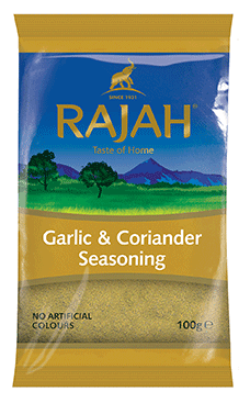 GARLIC & CORIANDER SEASONING image