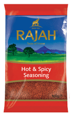 HOT & SPICY SEASONING image