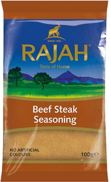 BEEF STEAK SEASONING image