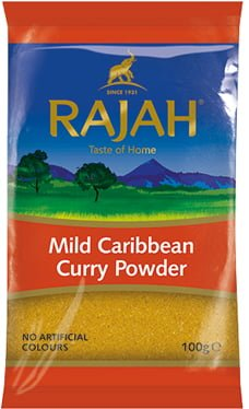 CARIBBEAN  CURRY POWDER - MILD image