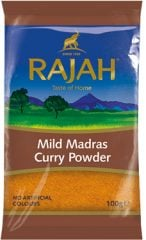 MADRAS CURRY POWDER – MILD image