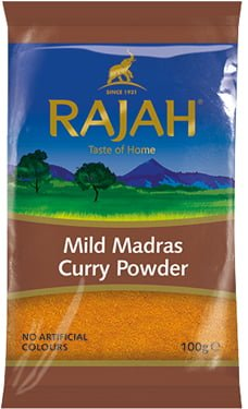 MADRAS CURRY POWDER - MILD image