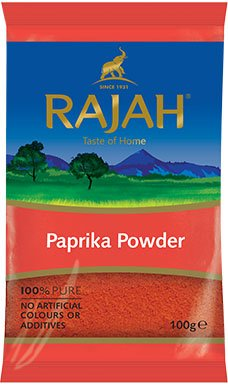 PAPRIKA POWDER image