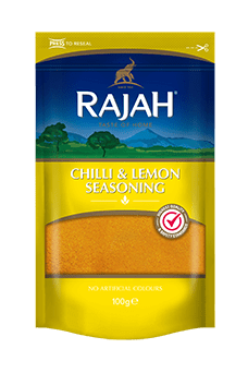 CHILLI & LEMON SEASONING image