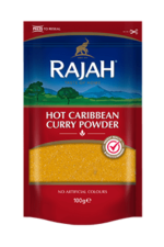CARIBBEAN  CURRY POWDER – HOT image