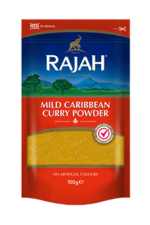 CARIBBEAN  CURRY POWDER – MILD image