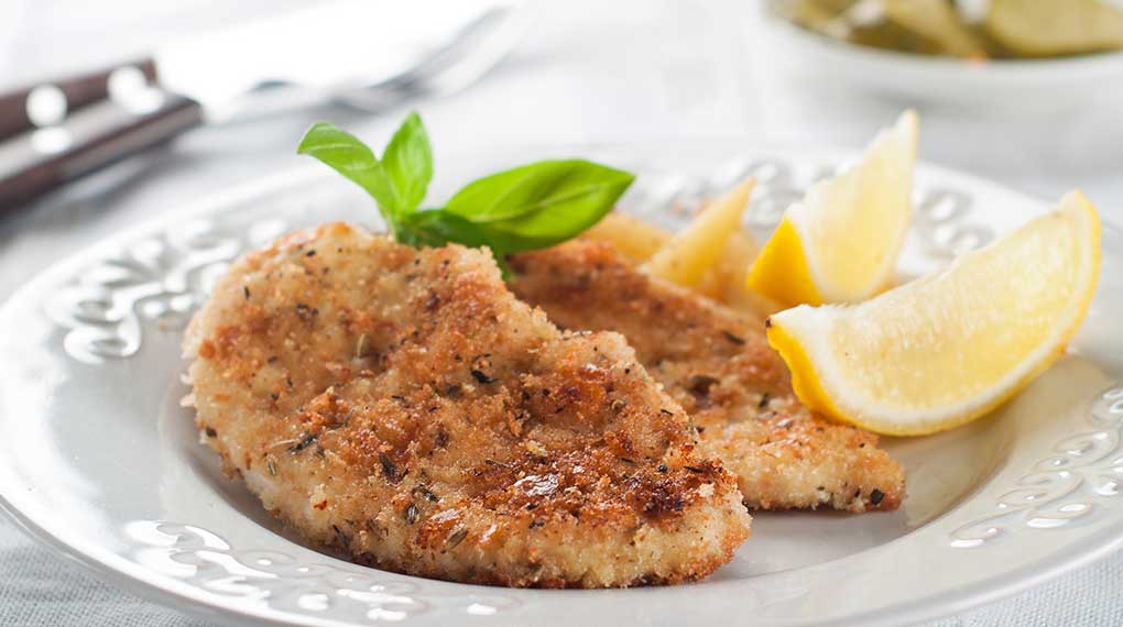 Tender Chicken Cutlets infused with Garam Masala image