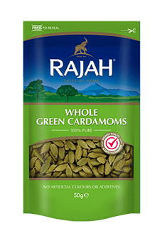 GREEN CARDAMOMS – WHOLE image