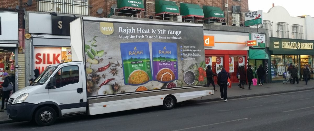 Rajah Heat & Stir are coming to Manchester this weekend!