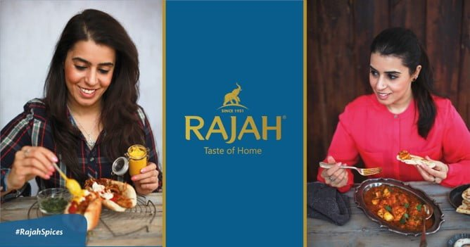 NEW: Rajah Recipes with award winning chef Dipna Anand image