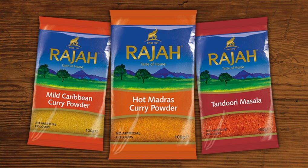 Masalas & Curry Powders