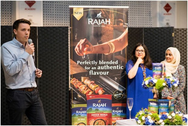 Rajah Spices launches new Masala Blends at special event image